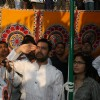 Aamir Khan and Kiran Rao celebrates Republic Day at Dhobi Ghat in Mumbai