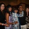 Vindoo, Sonika, Priyadarshani, Rohit and Claudia Ciesla at 'Zor Ka Jhatka' bash at JW Marriott Hotel