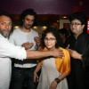 Rakeysh, Kunal, Kiran and Prasoon at 'Rang De Basanti' team celebrates its 5th year with special scr