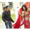 Salman flirting with Priyanka