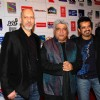 Javed Akhtar, Ehsaan Noorani and Loy Mendosa at Mirchi Music Awards 2011 at BKC