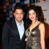 Bhushan Kumar and Divya Khosla at Mirchi Music Awards 2011 at BKC