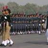 Prime Minister Dr Manmohan Singh with the NCC cadets at ''PM