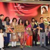 Zakir Hussain launches Harzat album at JW Marriott