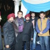 Mukesh Rishi and Pankaj Dheer at Banpreet Singh's Son Wedding