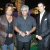 Zulfi Syed and Shakti Kapoor at Banpreet Singh's Son Wedding