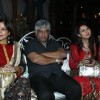 Poonam Dhillon and Zeenat Aman at Banpreet Singh's Son Wedding