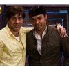 Sunny and Bobby Deol looking smart and handsome