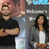 Arunoday singh and Chitrangda singh for Yeh saali zindagi film in Ghaziabad
