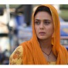 Preity Zinta  looking tensed