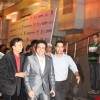 Govinda at Dev Anand�s old classic film �Hum Dono� premiere at Cinemax Versova