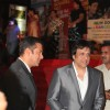Salman Khan and Govinda at Dev Anand�s old classic film �Hum Dono� premiere at Cinemax Versova
