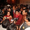 "Legendary Bollywood Actor at Dev Anand's old classic film ""Hum Dono"" premiere at Cinemax Versova"