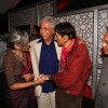 Naseeruddin and Ratna Pathak Shah at Dev Anand�s old classic film �Hum Dono� premiere at Cinemax