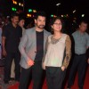 Amir Khan and Kiran at Hum Dono Premiere in Cinemax. .