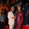 Ratna Pathak and Naseeruddin Shah at Hum Dono Premiere in Cinemax. .