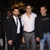 Imran Khan and Avantika Malik's Wedding Reception Party at Taj Land's End