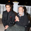 Shammi Kapoor at Imran Khan and Avantika Malik's Wedding Reception Party at Taj Land's End
