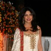 Priyanka Chopra at Imran Khan and Avantika Malik's Wedding Reception Party at Taj Land's End