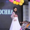 Sayali Bhagat at Gitanjali Tour De India fashion  show at Trident. .