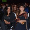 Madhuri Dixit and Ekta Kapoor at Stardust awards 2011 at Bandra. .