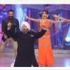 Rishi Kapoor enthralls all by doing his signature style on Jhalak Dikhhla Jaa. .
