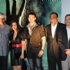 Vikram Bhatt, Twinkle and Mimoh at Launch of Vikram Bhatt's 'Haunted - 3D' movie first look
