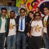 Cast at F.A.L.T.U film press meet. .