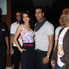 Akshay Kumar and Anushka Sharma promote their film Patiala House at the Nyoo TV event at Novotel
