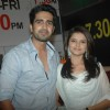 Rubina Dilak and Avinash Sachdev at Media meet of Zee Tv Choti Bahu at JW Marriott