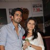 Avinash Sachdev and Rubina Dilaik at launch of Choti Bahu at JW Marriott in Mumbai