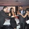 Lara and Mandira launches Audi A8 at Andheri. .