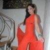 Sofia Hayat at Taz's film 'Chal Joothey' mahurat, Blue Waters in Mumbai. .