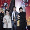 Global Indian film and Television awards at Yash Raj studios in Mumbai