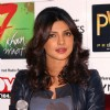 "Priyanka Chopra at press meet to promote her film ""7 Khoon Maaf"" in New Delhi"