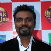 F.A.L.T.U movie director Remo Dsouza on the sets of Jhalak Dikhla Jaa at Filmistan