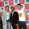 F.A.L.T.U movie Celebs on the sets of Jhalak Dikhla Jaa at Filmistan