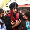 The 1st Annual Indian Comic Com at Dilli Haat, in New Delhi on Saturday. .