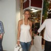 Amrita Arora at Araish Exhibition, Blue Sea in Mumbai