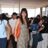 Celebs at Araish Exhibition, Blue Sea in Mumbai on Tuesday, Feb 22, 2011. .
