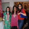 Shilpa Shetty and Mana Shetty at Araish Exhibition, Blue Sea in Mumbai