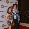 Fardeen Khan and Natasha grace Laila Khan's furniturewala launch at Worli, Mumbai. .