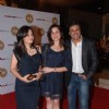 Neelam Kothari and Sameer Soni grace Laila Khan's furniturewala launch at Worli, Mumbai. .