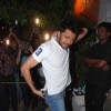 Ritesh Deshmukh at Shahid Kapoor's birthday celebration at Olive, Bandra