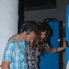 Raveena Tandon at Shahid Kapoor's birthday celebration at Olive, Bandra