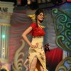 Model walks the ramp at Grand Finale of Indian Princess 2011-12