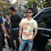 Shahid Kapoor at 'The Charcoal Project'