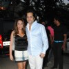 Fardeen Khan with wife Natasha at 'The Charcoal Project'