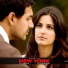 Katrina Kaif talking to John Abraham