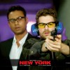 Neil Nitin Mukesh learns firing rifle from Irfan Khan | New York Photo Gallery